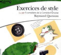 Exercices de style - Audiobook on CD