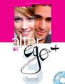 Alter Ego Niveau 3 + (PLUS)  Livre eleve + CD rom (B1)