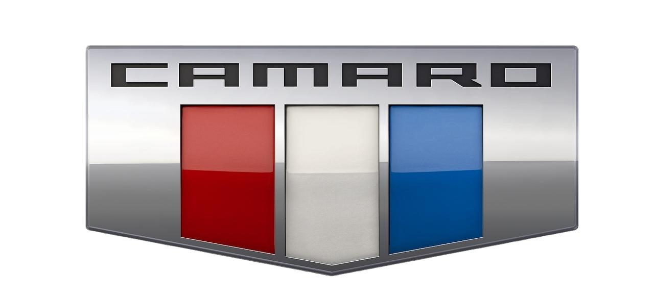 Camaro Gen 6 Metal Sign