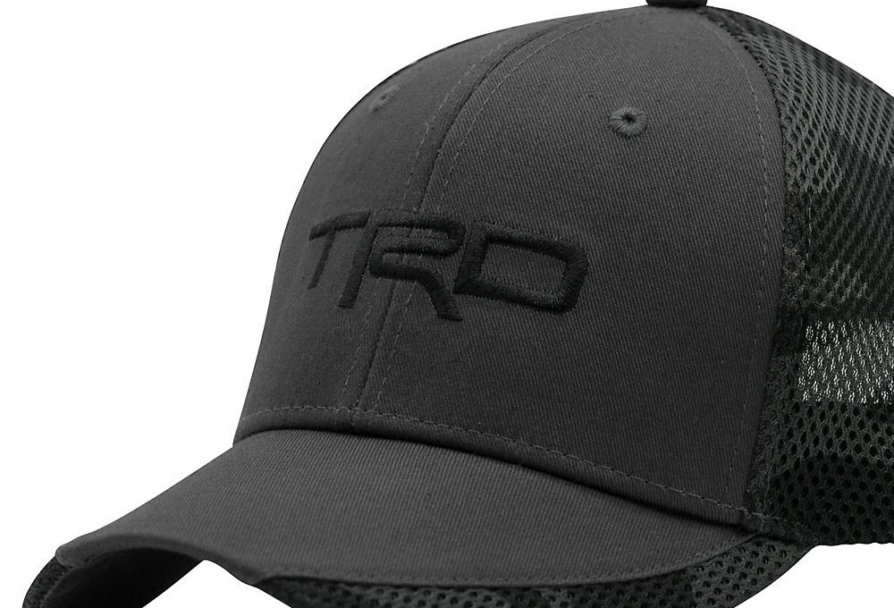 Toyota Black/Gray Camo Hat