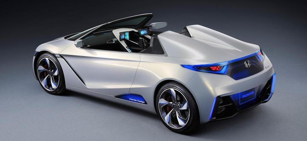 Honda Designs Concept Car