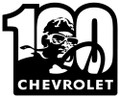 Chevrolet Metal Sign