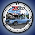 1970 Z28 Camaro Clock