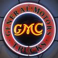 GMC Neon Sign