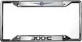 Chrysler 300C License Frame