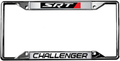 SRT Challenger License Frame