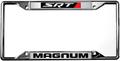 SRT Magnum License Frame
