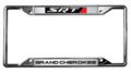 SRT Grand Cherokee License Frame