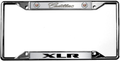 Cadillac XLR License Frame