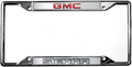GMC Sierra License Frame