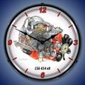 LS6 454 V8 Clock
