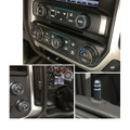 Sierra/Silverado Interior Knob Kit - Blue Granite inside