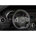 Camaro Billet Interior Knob Kit - Nightfall Gray inside