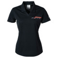 Womens Camaro Fifty Black Polo Shirt