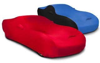Satin Stretch Car Covers