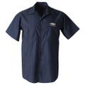 Chevy Bowtie Red Kap Work Shirt