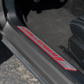 Dodge Challenger Door Sills - Torred  on car