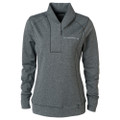 Ladies C7 Corvette SR Gray Sweater