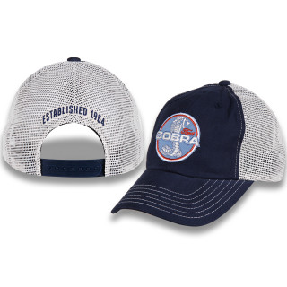 Shelby Cobra Blue/Khaki Mesh Hat