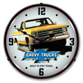 1979 Chevy Truck Clock