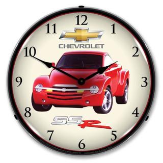 Chevrolet SSR Clock