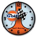 Gulf Racing GT40 Clock