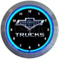 Chevrolet Trucks 100th Anniversary Clock
