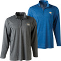 Chevy Bowtie Performance Qtr Zip Jacket