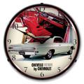1966 396 Chevelle Clock