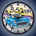 1955 Chevy Clock