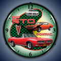 1968 Pontiac GTO Clock