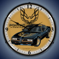 1977 Pontiac Firebird Clock