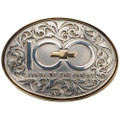 Chevrolet 100th Anniversary Belt Buckle