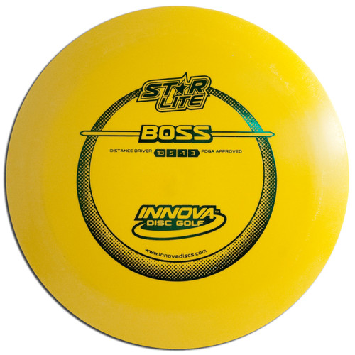 INNOVA STAR LITE BOSS DISC GOLF DRIVER