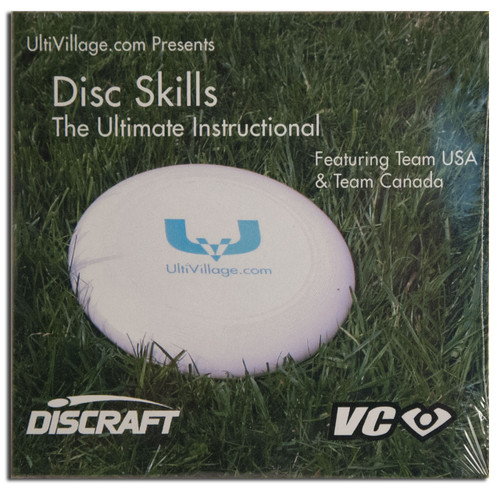 ULTIVILLAGE.COM DISC SKILLS ULTIMATE INSTRUCTIONAL DVD