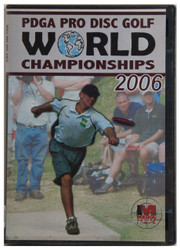 PDGA PRO DISC GOLF WORLD CHAMPIONSHIPS 2006 DVD