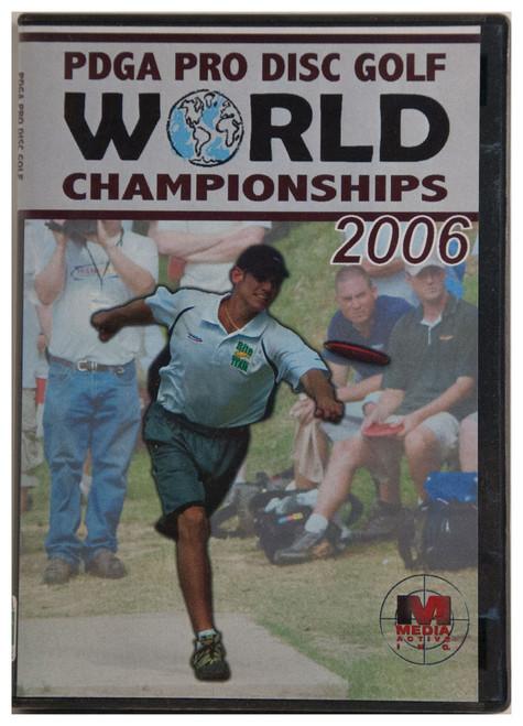 PDGA PRO DISC GOLF WORLD CHAMPIONSHIPS 2006 DVD