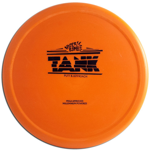 HYZER BOMB BASE LINE TANK DISC GOLF PUTTER