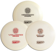 INNOVA GLOW CHAMPION GOLF DISCS SET - 3 PACK