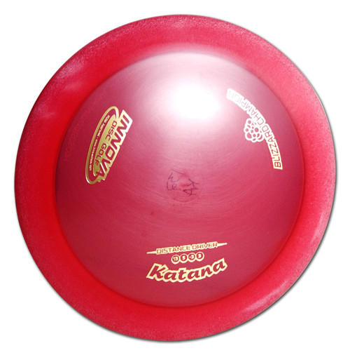 INNOVA BLIZZARD CHAMPION KATANA DISC GOLF DRIVER