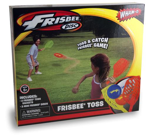WHAM-O FRISBEE TOSS YARD GAME