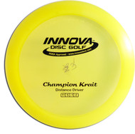 INNOVA CHAMPION KRAIT DISC GOLF DRIVER
