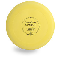 DGA POWERDRIVE GUMBPUTT PUTT AND APPROACH GOLF DISC