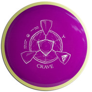 AXIOM NEUTRON CRAVE DISC GOLF DRIVER