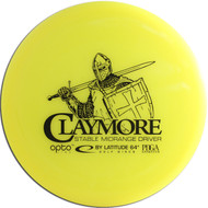 LATITUDE 64 OPTO CLAYMORE DISC GOLF MID-RANGE