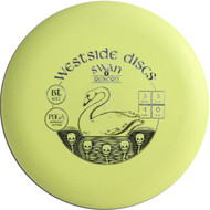 WESTSIDE BT SOFT SWAN 1 REBORN DISC GOLF PUTT AND APPROACH