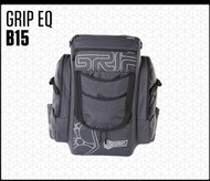 GRIP B-15 DISC GOLF BAG