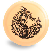 DISCRAFT BIG Z HEAT FAIRWAY DISC GOLF DRIVER