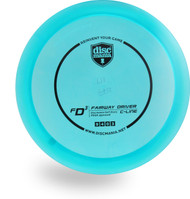 DISCMANIA C FD3 DISC GOLF FAIRWAY DRIVER