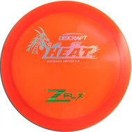 DISCRAFT Z FLX HEAT FAIRWAY DISC GOLF DRIVER